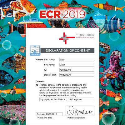 aycan consent at ECR 2019