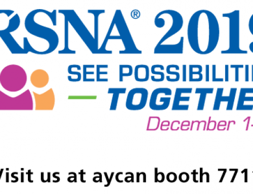 aycan to demonstrate professional radiology IT services and modular aycan store at RSNA 2019